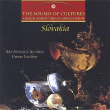 The Sound Of Cultures: Slovacchia Vol.1