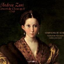 Zani: Concerti Da Chiesa Op.ii - 1729
