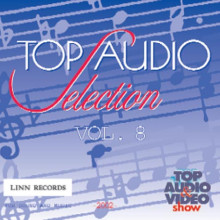 Top Audio Selection Vol.8 - Linn Records