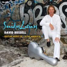 Sonidos Latinos - David Russell - chitarra