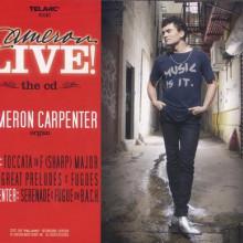 AA.VV.: Cameron Carpenter - Live the CD