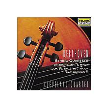 BEETHOVEN: Quartetti Op.59 - NN.2 e 3