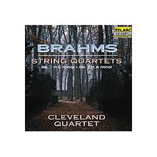 BRAHMS: Quartetti per archi Op.51 N.1 - 2