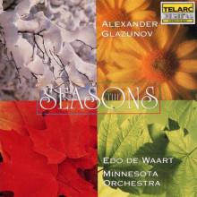 GLAZUNOV: Le Stagioni Op.67 - 67a