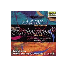 RACHMANINOV: The Bells ADAMS: Harmonium