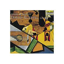 AGUSTIN BARRIOS MANGORE': Musica per chitarra