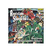 A.V.: Russian Sketches