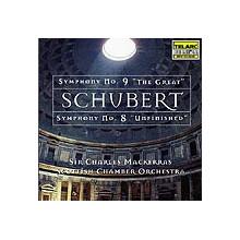 SCHUBERT: Sinfonie NN.8 & 9