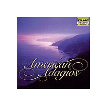 AA.VV.: American Adagios Musiche di Barber - Rouse - Copland - Gershwin - Corigliano