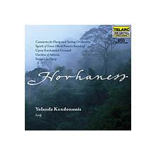 HOVHANESS: Concerto per arpa e archi