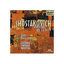 SHOSTAKOVICH: Sinfonie N.1 - N.15