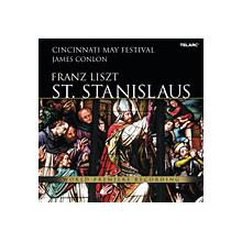 LISZT: St. Stanislaus