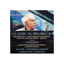 DAVE BRUBECK: Classical Brubeck