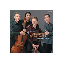 4 - Four: Turtle Island string quartet