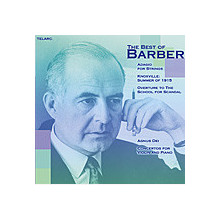 The Best of Samuel Barber