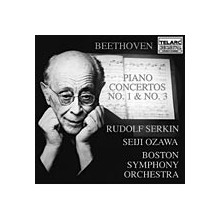 BEETHOVEN: Concerto per piano N.1 - N.3