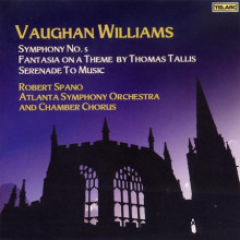 VAUGHAN WILLIAMS: Sinfonia N.5