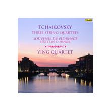 CIAIKOVSKY: Quartetti per archi