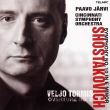 SHOSTAKOVICH: Sinfonia N. 10 Op.93