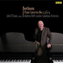 BEETHOVEN: Concerti per piano NN.1 - 3 - 4