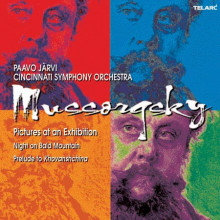 MUSSORGSKY: Opere orchestrali