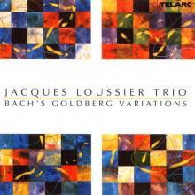 BACH: Variazioni Goldberg - arrangiamento jazz
