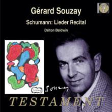 Schumann: Lieder Recital