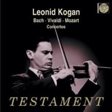 Kogan Esegue Bach - Vivaldi - Mozart