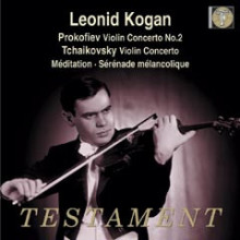 Kogan esegue Prokofiev - Tchaikovsky