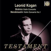Brahms - Mendelssohn: Concerti Per Violino