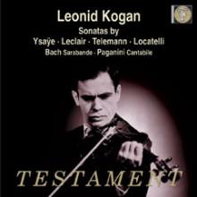 Kogan L.: Recital Per Violino