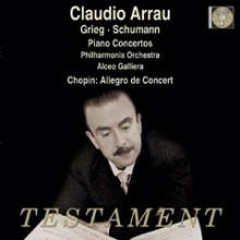 GRIEG/SCHUMANN: Concerto per piano