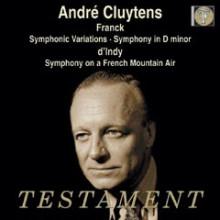FRANCK: Musica orchestrale