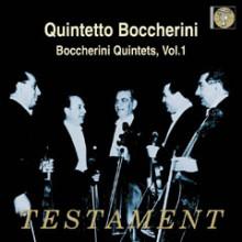 BOCCHERINI: Quintetti per archi Vol.1