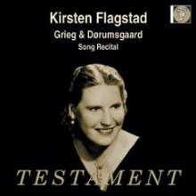 FLAGSTAD: Recital per soprano e piano