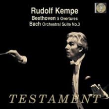 BEETHOVEN: Overtures - Fidelio - Leonore