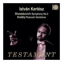 Kertész dirige Shostakovich