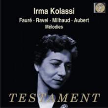 Kolassi interpreta Fauré - Ravel - Milh