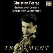 Ferras suona concerti di Brahms e Mozart