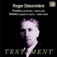 Desormiere dirige Poulenc e Delibes V.1
