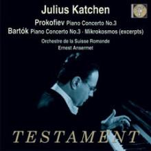 Katchen esegue concerti di Prokofiev