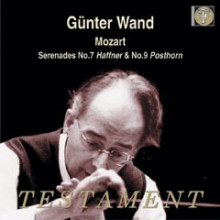 Gunther Wand dirige Mozart Vol.1
