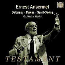 Ansermet dirige Debussy - Saint - Saens