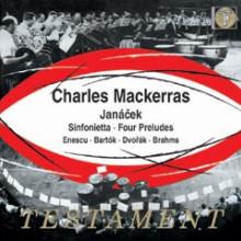 Mackerras dirige Janacek - Bartok - Dvorak