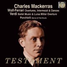Sir Mackerras dirige Wolf - Ferrari - Verdi