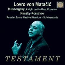 Von Matacic dirige Mussorgsky - R.Korsakov