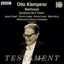 Klemperer dirige la nona di Beethoven