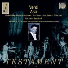 Barbirolli dirige L'Aida di Verdi (2x1)