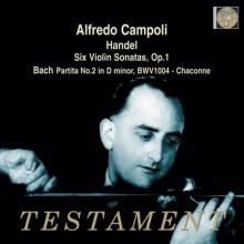 A.Campoli esegue Handel