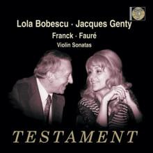 FAURE/FRANCK:Sonate per violino e piano
